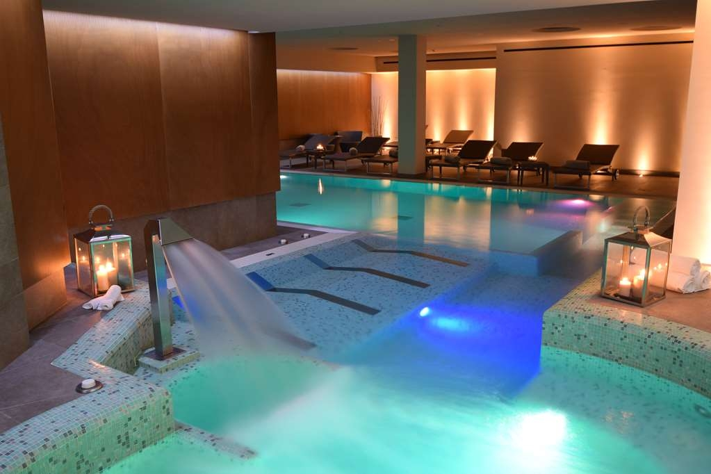 Devero Hotel & Spa, BW Signature Collection - SPA Heated Pool