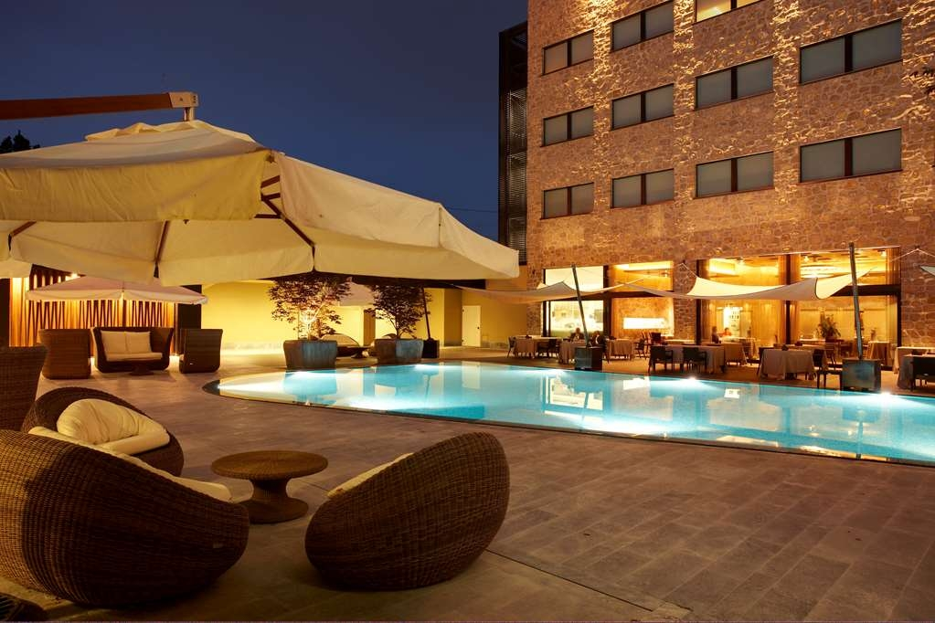 Devero Hotel & Spa, BW Signature Collection - Devero Hotel & SPA Internal Courtyard