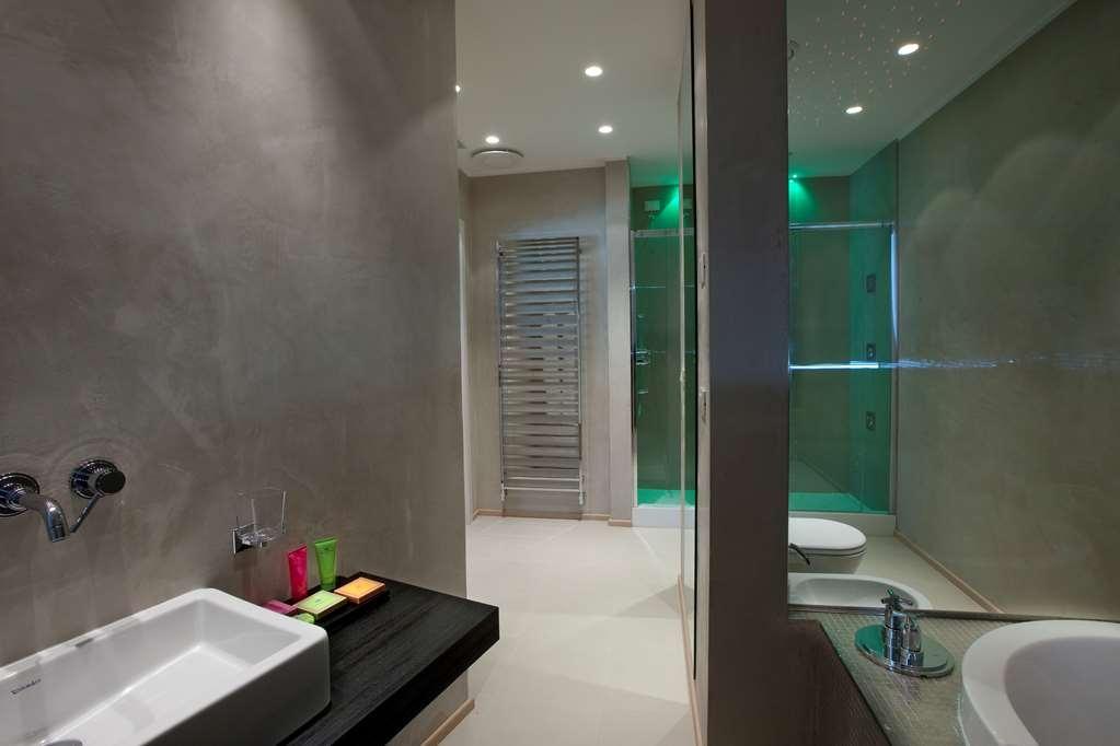 Devero Hotel & Spa, BW Signature Collection - Room Prestige Bathroom