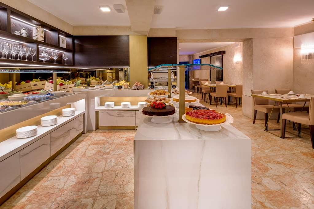 CHC Continental, BW Premier Collection - BW Continental Buffet Breakfast