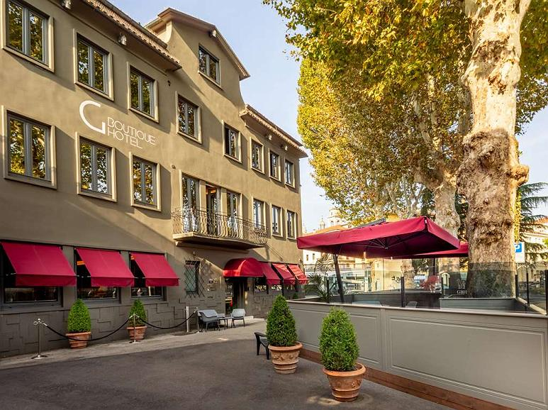 Glam Boutique Hotel, BW Premier Collection - Glam Boutique Hotel, BW Premier Collection