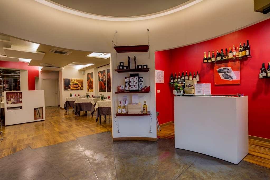 Best Western Ivrea Crystal Palace - Restaurant / Gastronomie