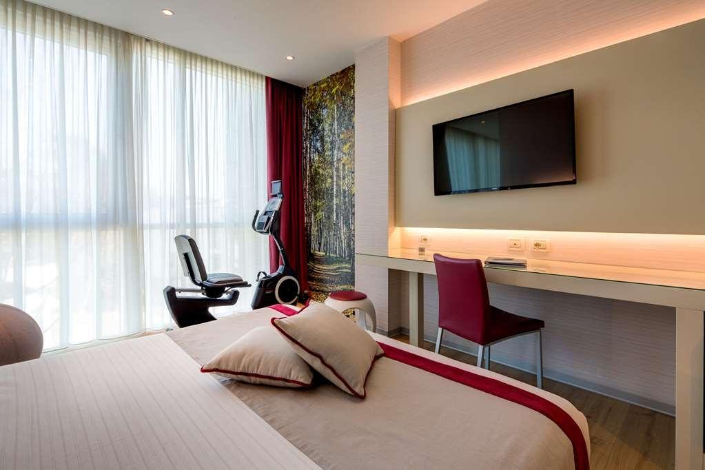 Best Western Ivrea Crystal Palace - Habitaciones/Alojamientos