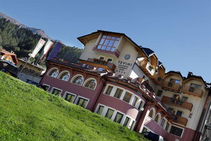 Tevini Dolomites Charming Hotel, BW Premier Collection - Façade