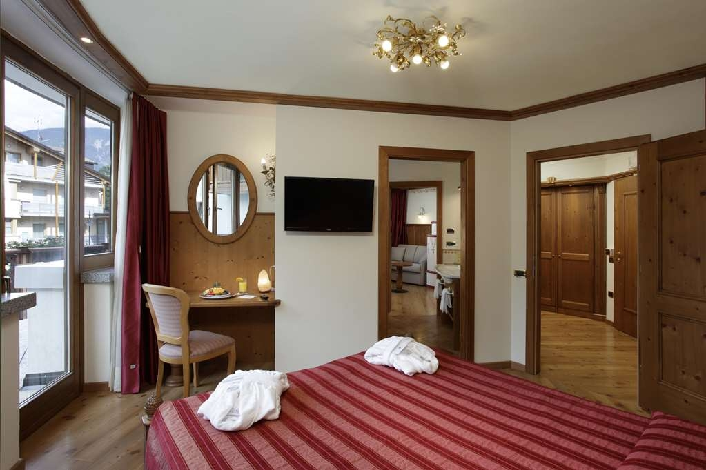 Tevini Dolomites Charming Hotel, BW Premier Collection - Suite