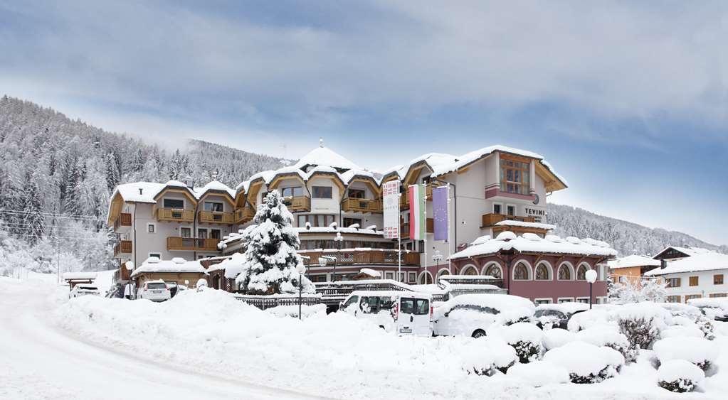 Tevini Dolomites Charming Hotel, BW Premier Collection - Vista Exterior