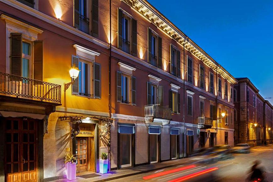 Best Western Plus Hotel Royal Superga - Aussenansicht