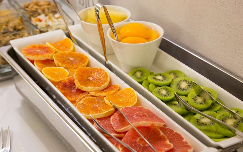 Best Western Plus Hotel Royal Superga - Every morning a good choise of fruit