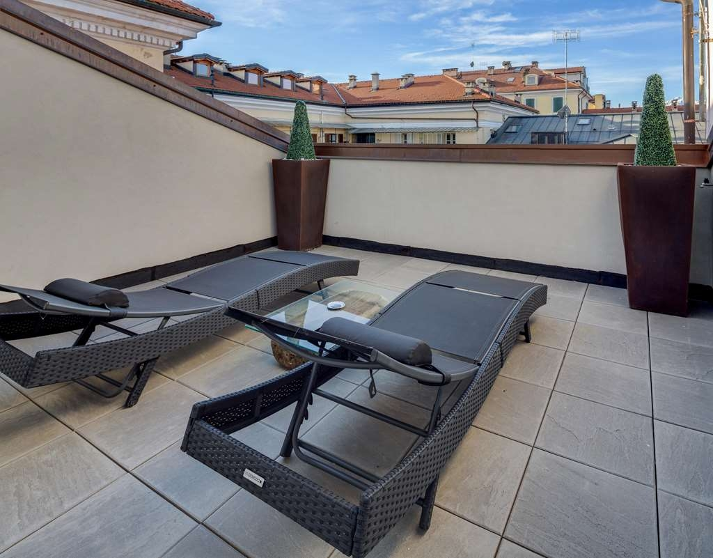 Best Western Plus Hotel Royal Superga - Facciata dell'albergo