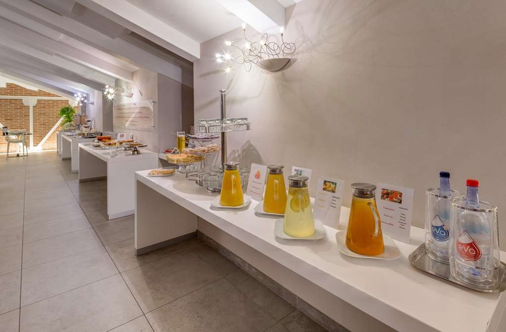 Best Western Plus Hotel Royal Superga - BREAKFAST ROOM
