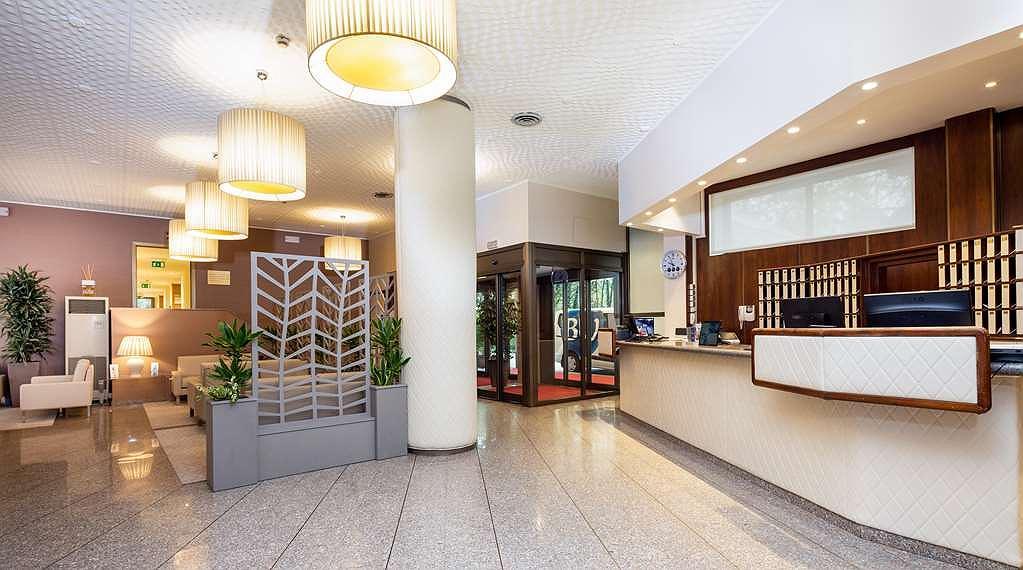 Best Western Air Hotel Linate - Lobbyansicht