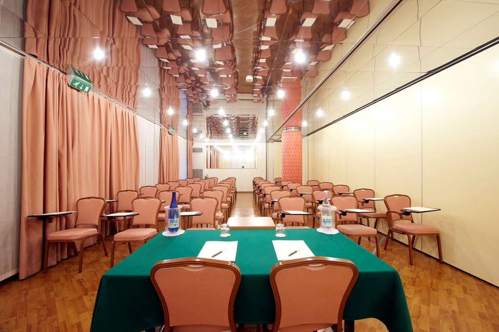 Best Western Air Hotel Linate - Salle de réunion