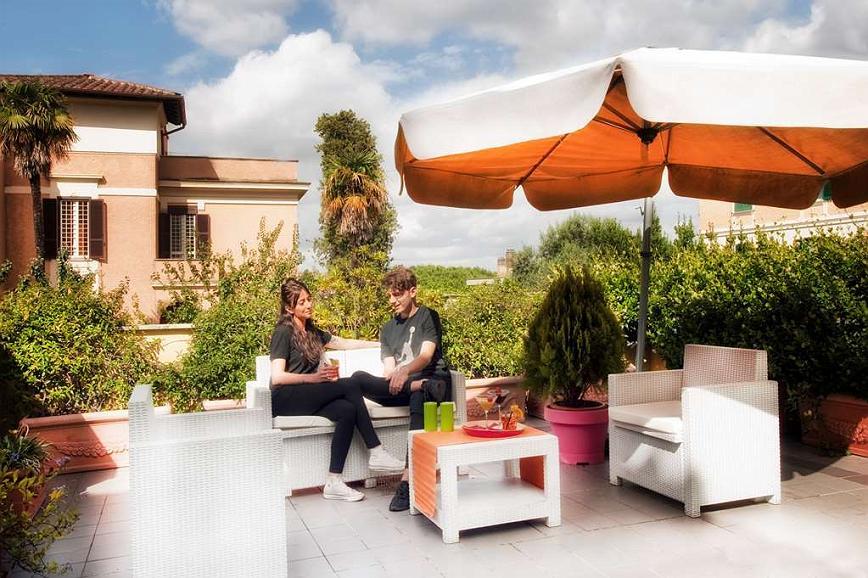 Best Western Ars Hotel - Aussenansicht