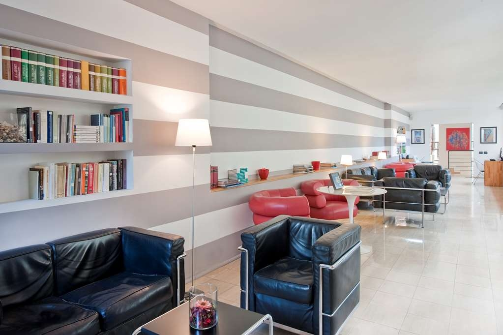 Best Western Ars Hotel - Vue du lobby