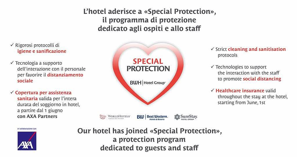 Best Western Maison B Hotel - SpecialProtection program BWH Hotel Group w AXA
