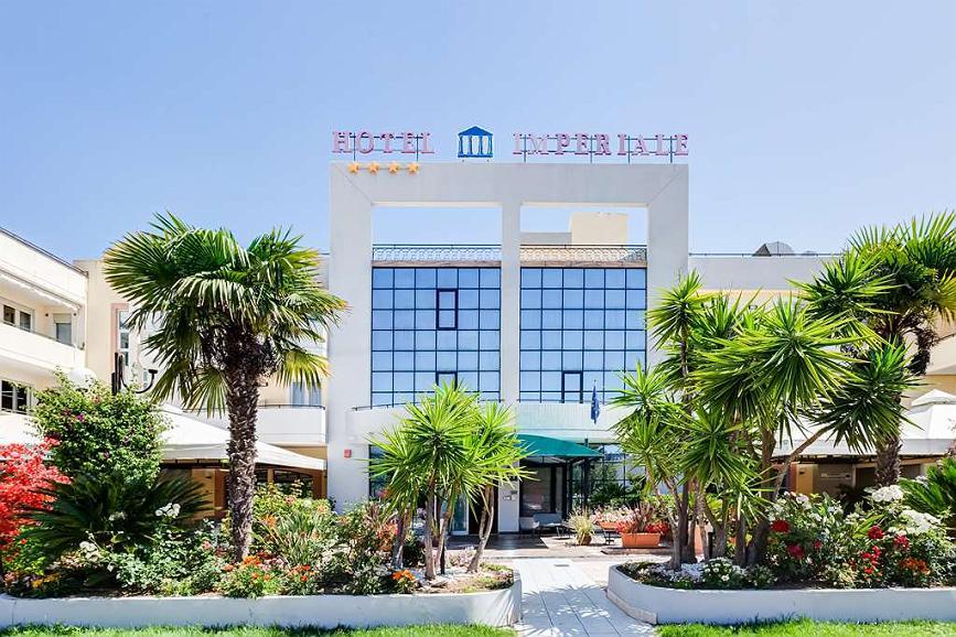 Best Western Hotel Imperiale - Vue extérieure