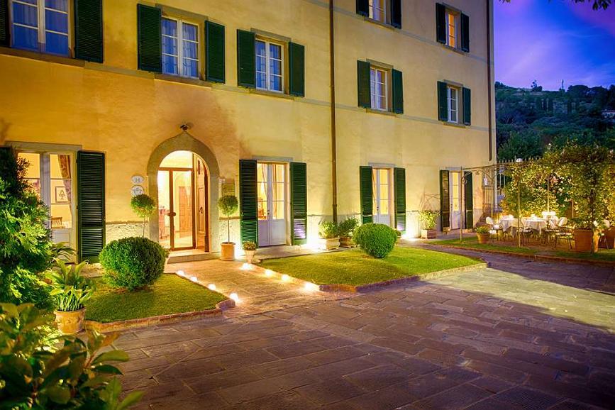 Hotel Villa Marsili, BW Signature Collection - Aussenansicht