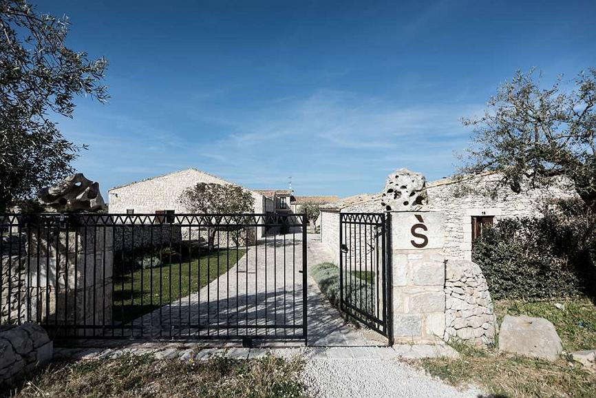 La Dimora di Spartivento, Signature Collection - Area esterna