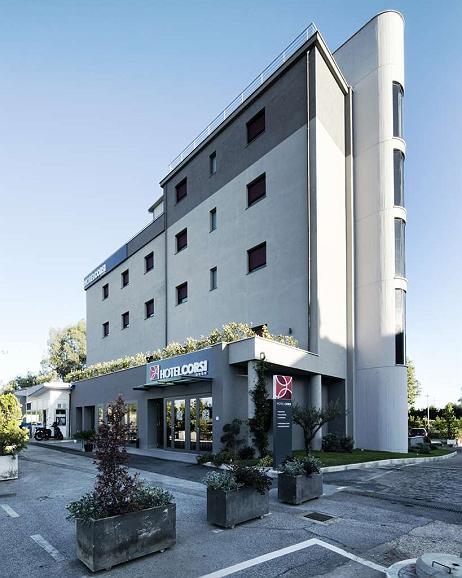 Best Western Hotel Corsi - Aussenansicht