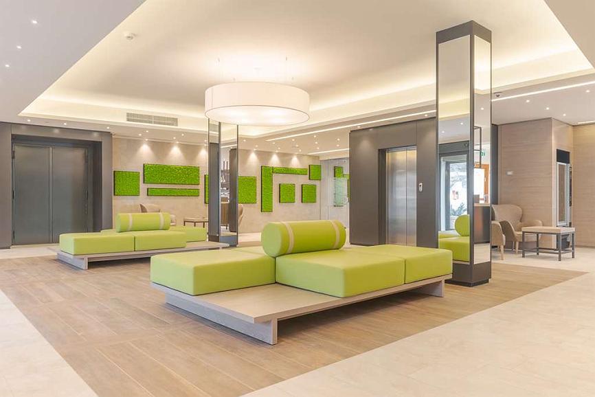 Hotel Horizon Wellness & Spa Resort, BW Signature Collection - Vista del vestíbulo