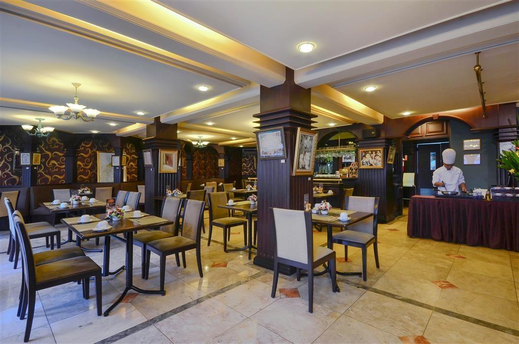 Best Western Hotel La Corona Manila - Restaurant