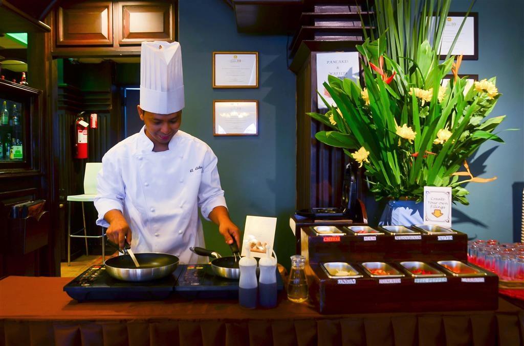 Best Western Hotel La Corona Manila - Frühstücksbuffet