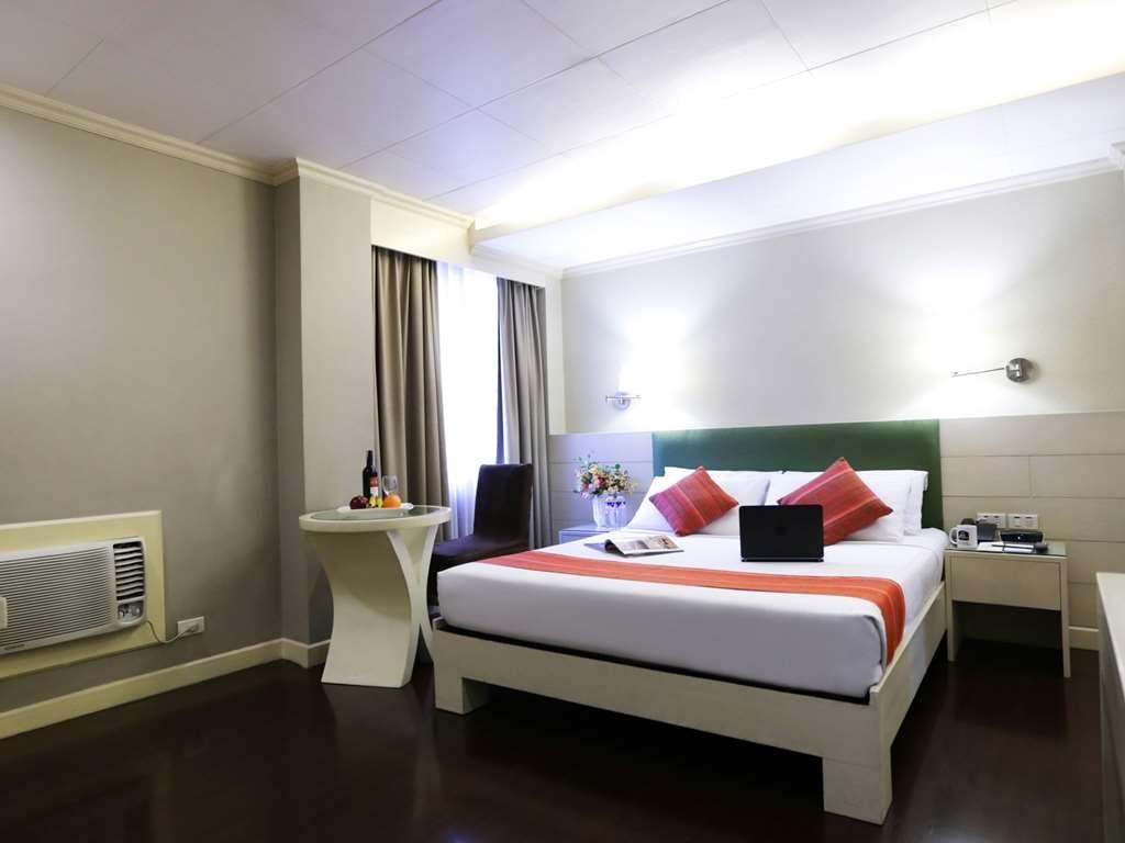 Best Western Hotel La Corona Manila - Gästezimmer/ Unterkünfte