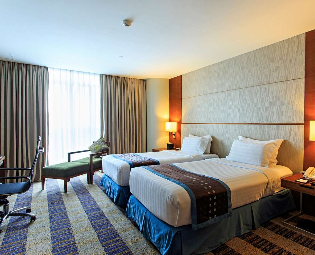 Best Western Plus Lex Cebu - centre des affaires