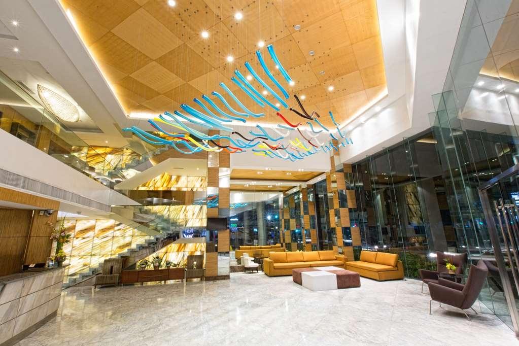 Best Western Plus Lex Cebu - Vue du lobby