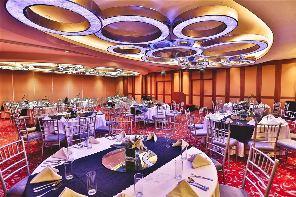 Best Western Plus Lex Cebu - Salle de bal