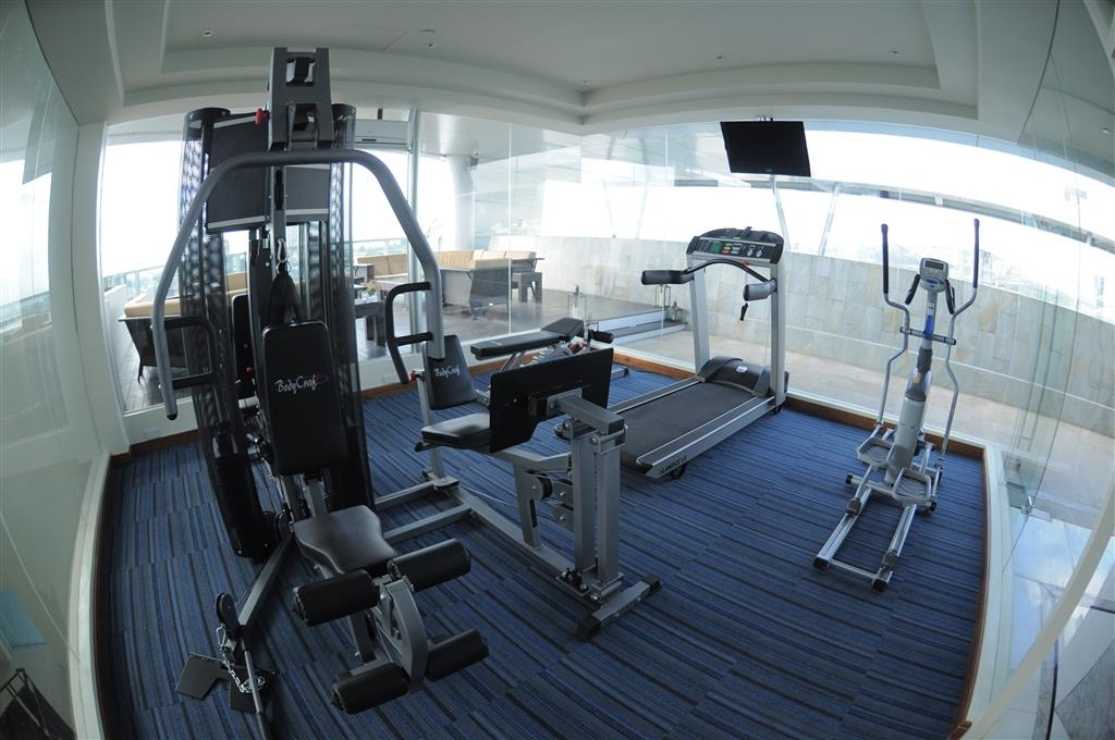 Best Western Plus Lex Cebu - Gimnasio