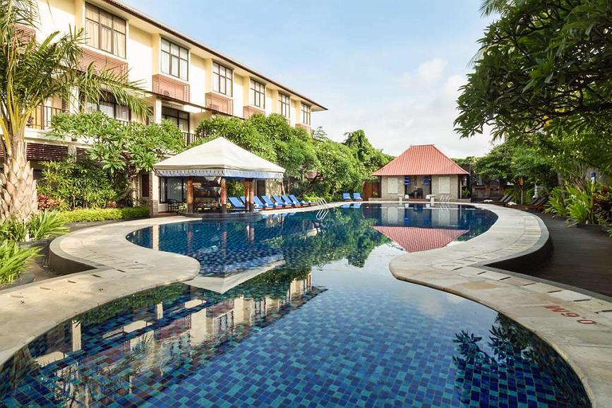 Best Western Resort Kuta - Vue extérieure