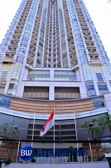 Best Western Mangga Dua Hotel and Residence - Best Western Mangga Dua Hotel and Residence