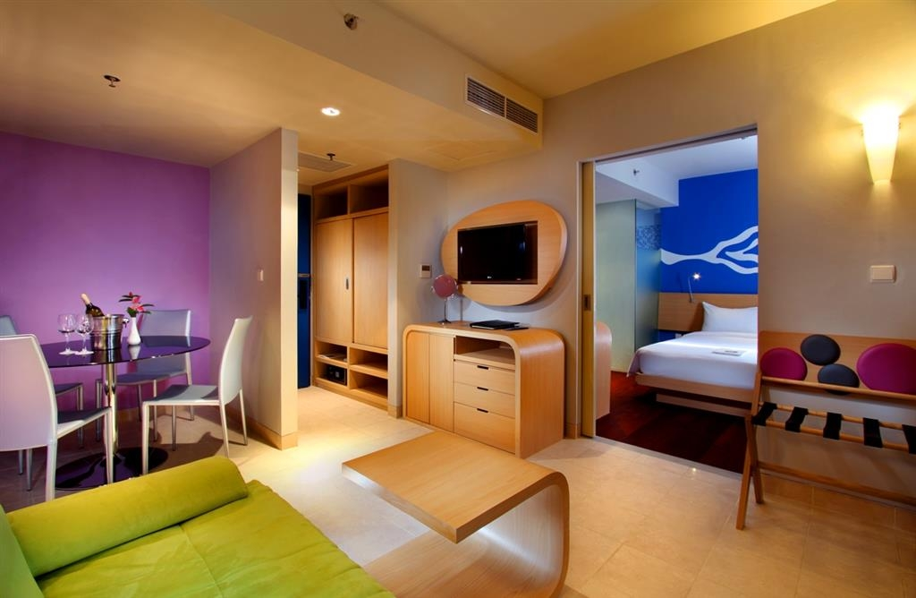 Best Western Kuta Beach - Junior-Suite - Schlafzimmer
