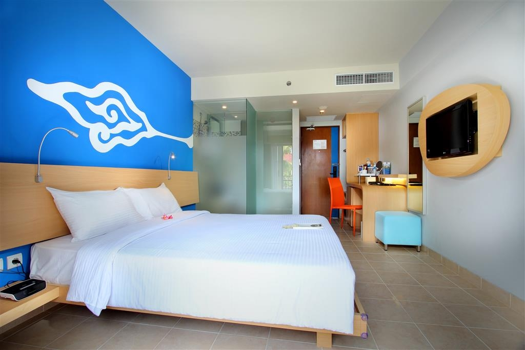 Best Western Kuta Beach - Deluxe-Gästezimmer