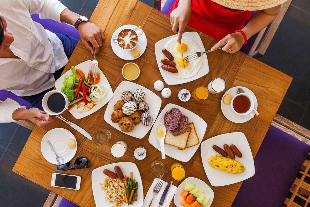 Best Western Kuta Beach - Restaurant / Gastronomie