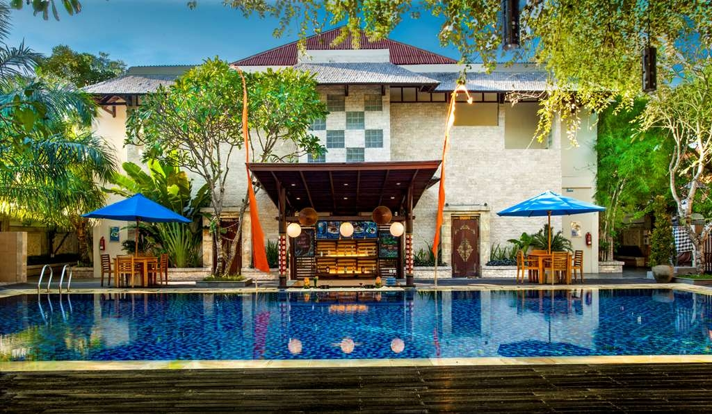 Best Western Kuta Villa - Swimming Pool