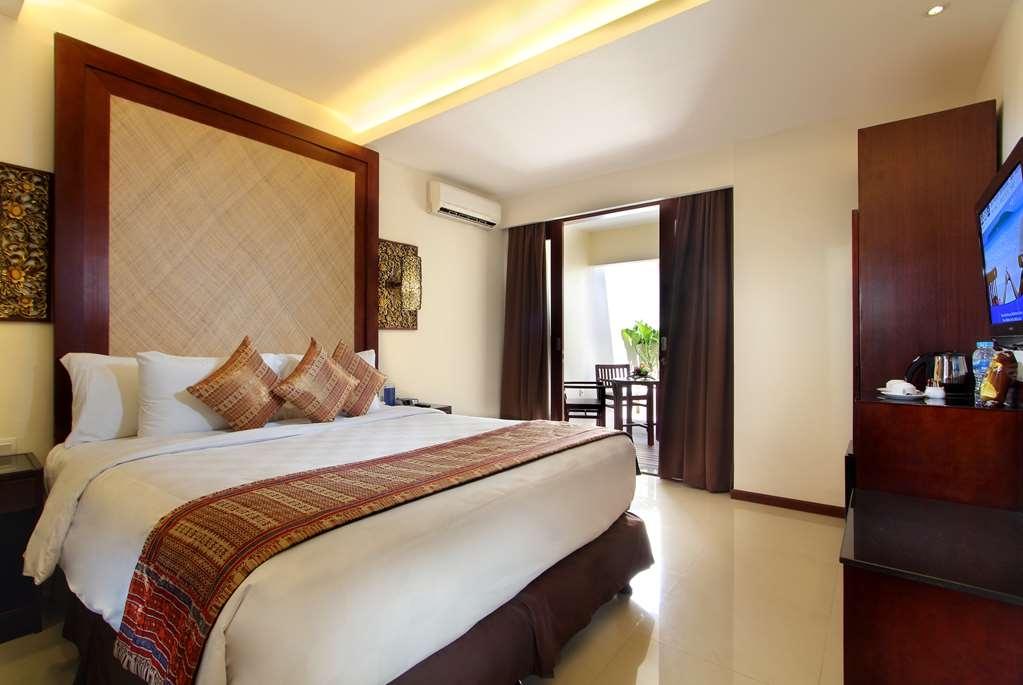 Best Western Kuta Villa - Chambres / Logements