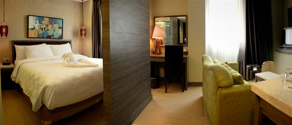 Best Western Plus Kemayoran - Suite junior