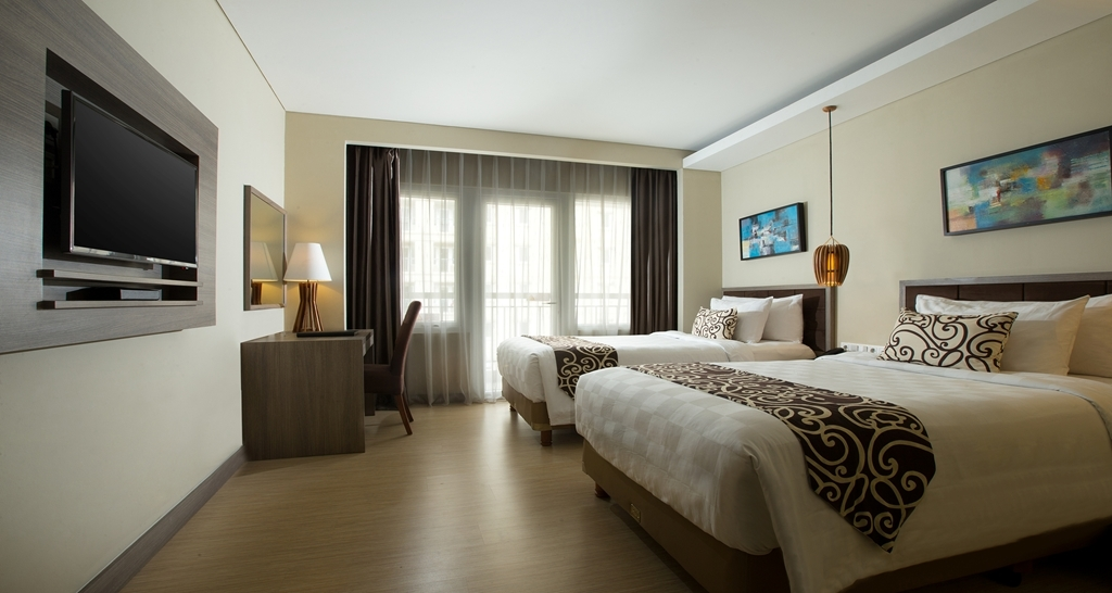 Best Western Plus Kemayoran - Two Single Beds Deluxe Room