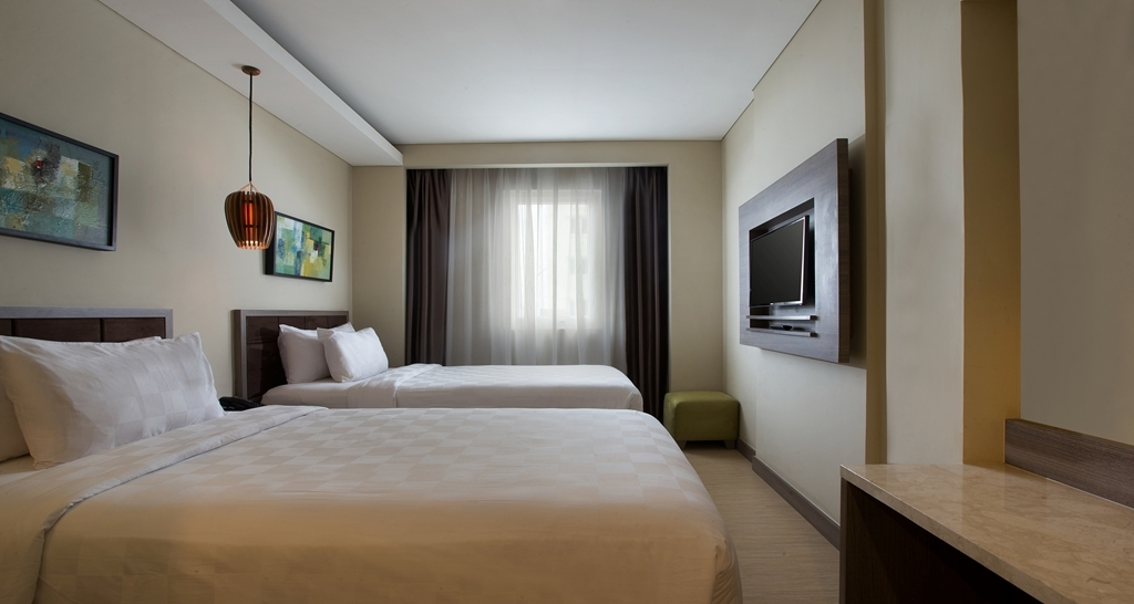 Best Western Plus Kemayoran - Superior Twin Room
