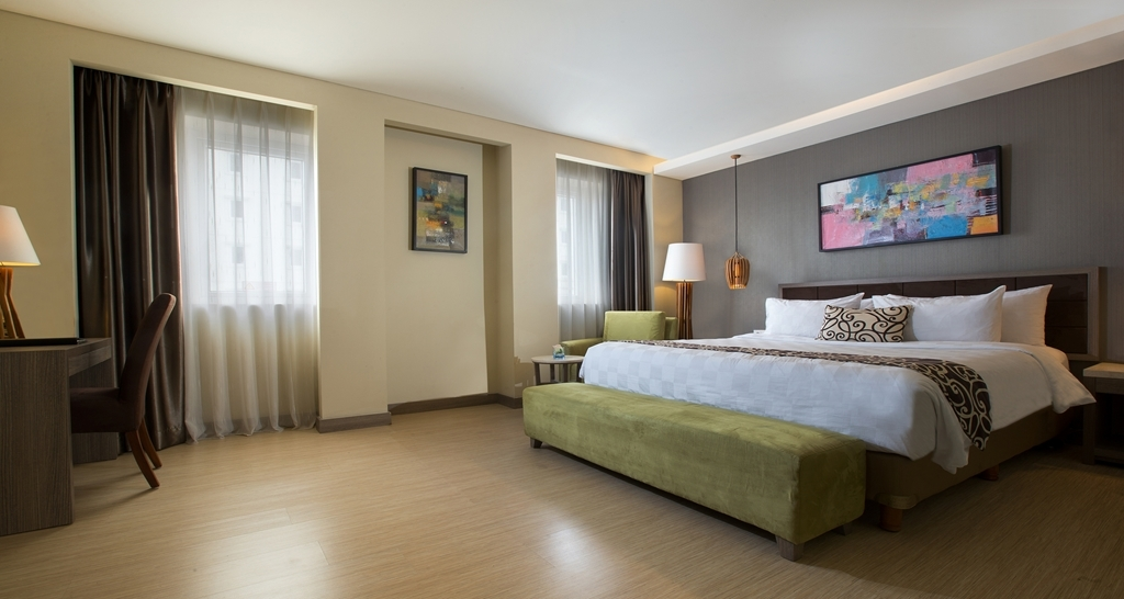 Best Western Plus Kemayoran - Executive King Room