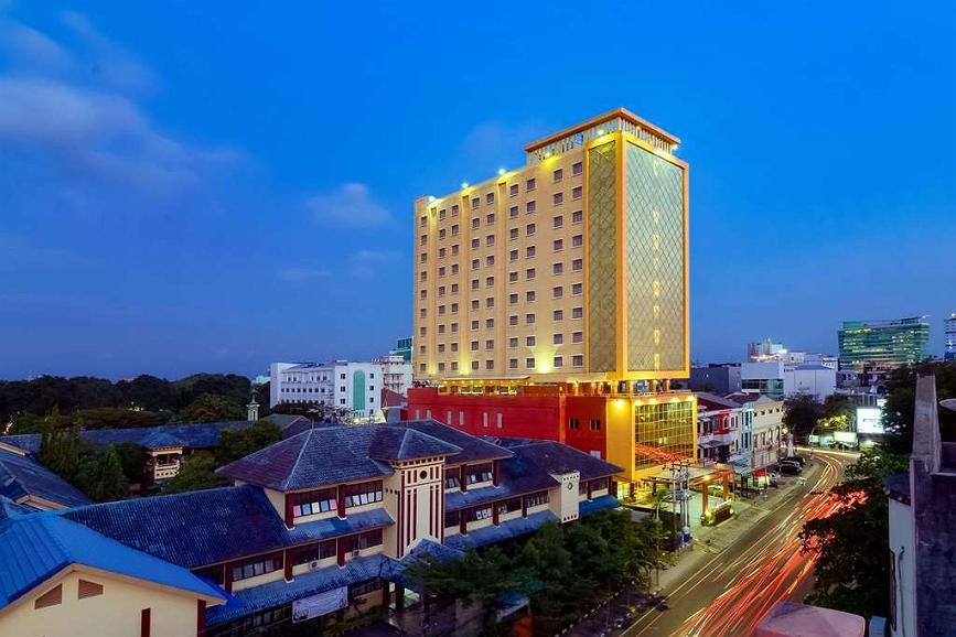 Best Western Plus Makassar Beach - Vista exterior