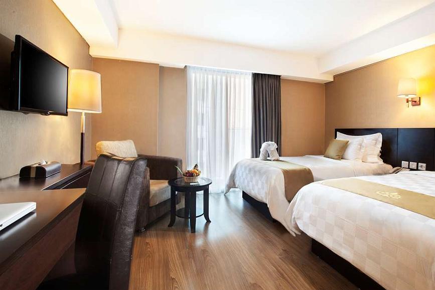 Hotel En Jakarta Best Western Premier The Hive