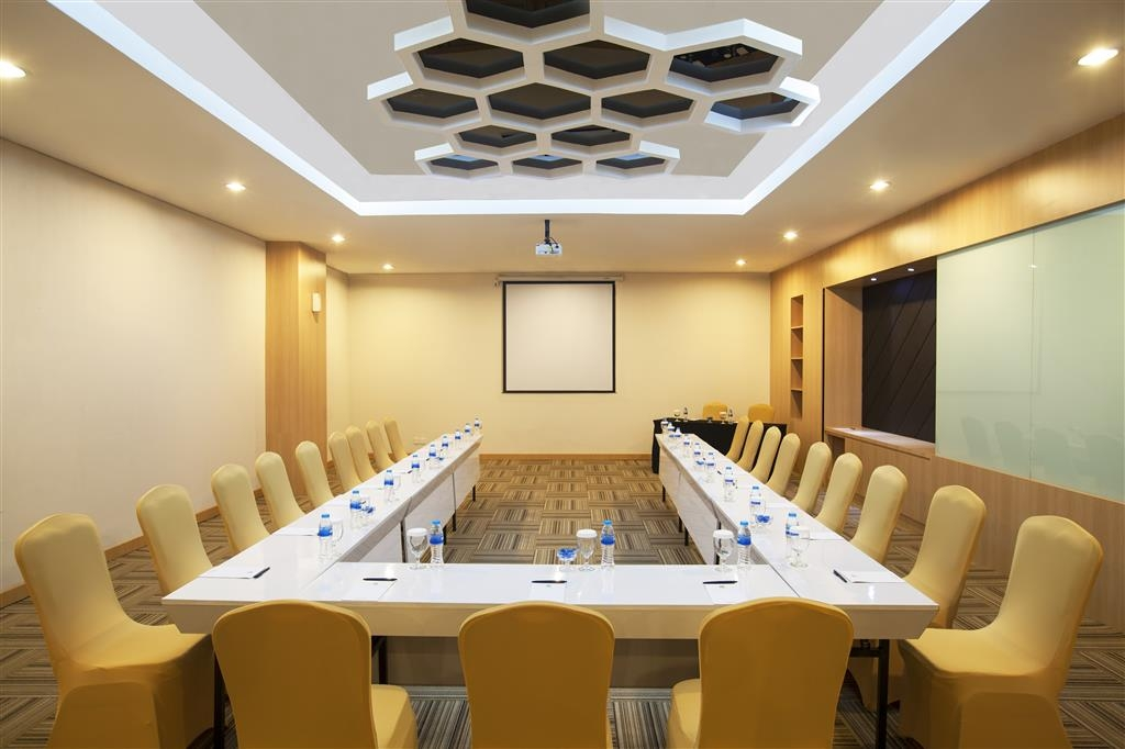 Best Western Premier The Hive - Meeting Room