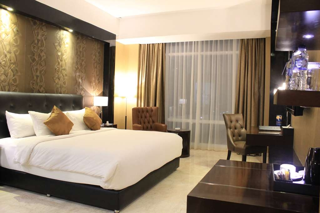 Best Western Premier Solo Baru - Superior Double Bed