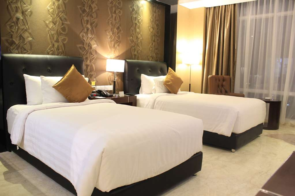 Best Western Premier Solo Baru - Superior 2 Twin Room