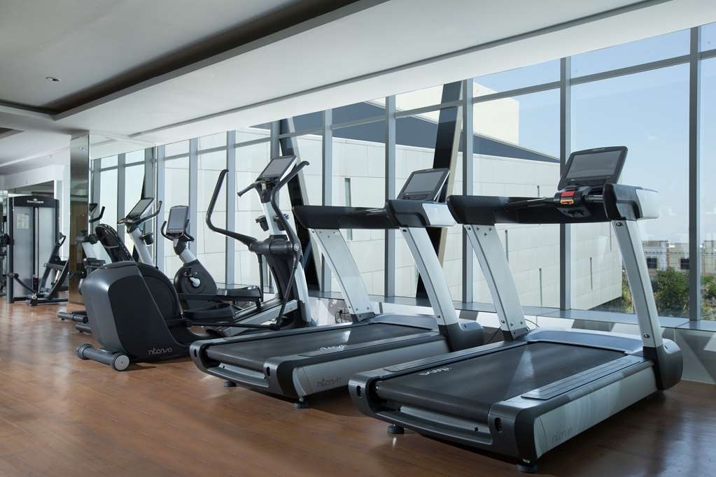 Best Western Premier Solo Baru - fitness center