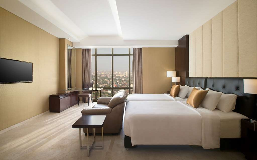 Best Western Premier Solo Baru - Junior suite 2 Twin room