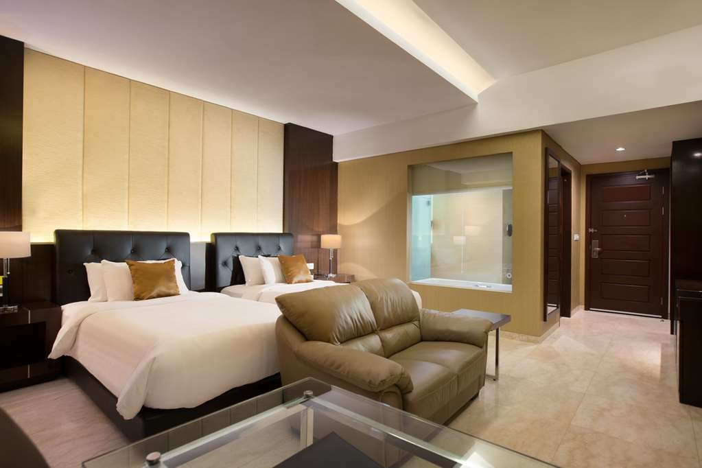 Best Western Premier Solo Baru - 2 Single Beds Junior Suite Room